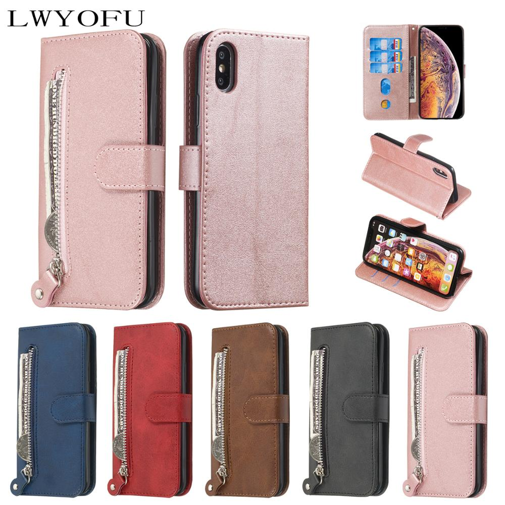Luxury flip vintage PU leather phone case for Google pixel 3A PIxel XL wallet