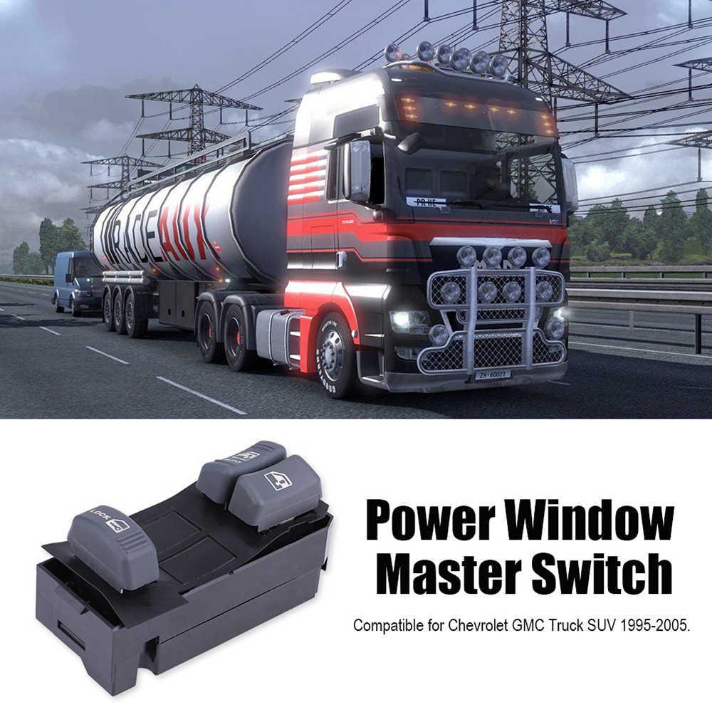 Elektrische Fenster Control Schalter Regler Taste für Chevy Blazer C1500 K2500 S10 Tahoe GMC C2500 Lkw Jimmy K3500 S-15 Yukon