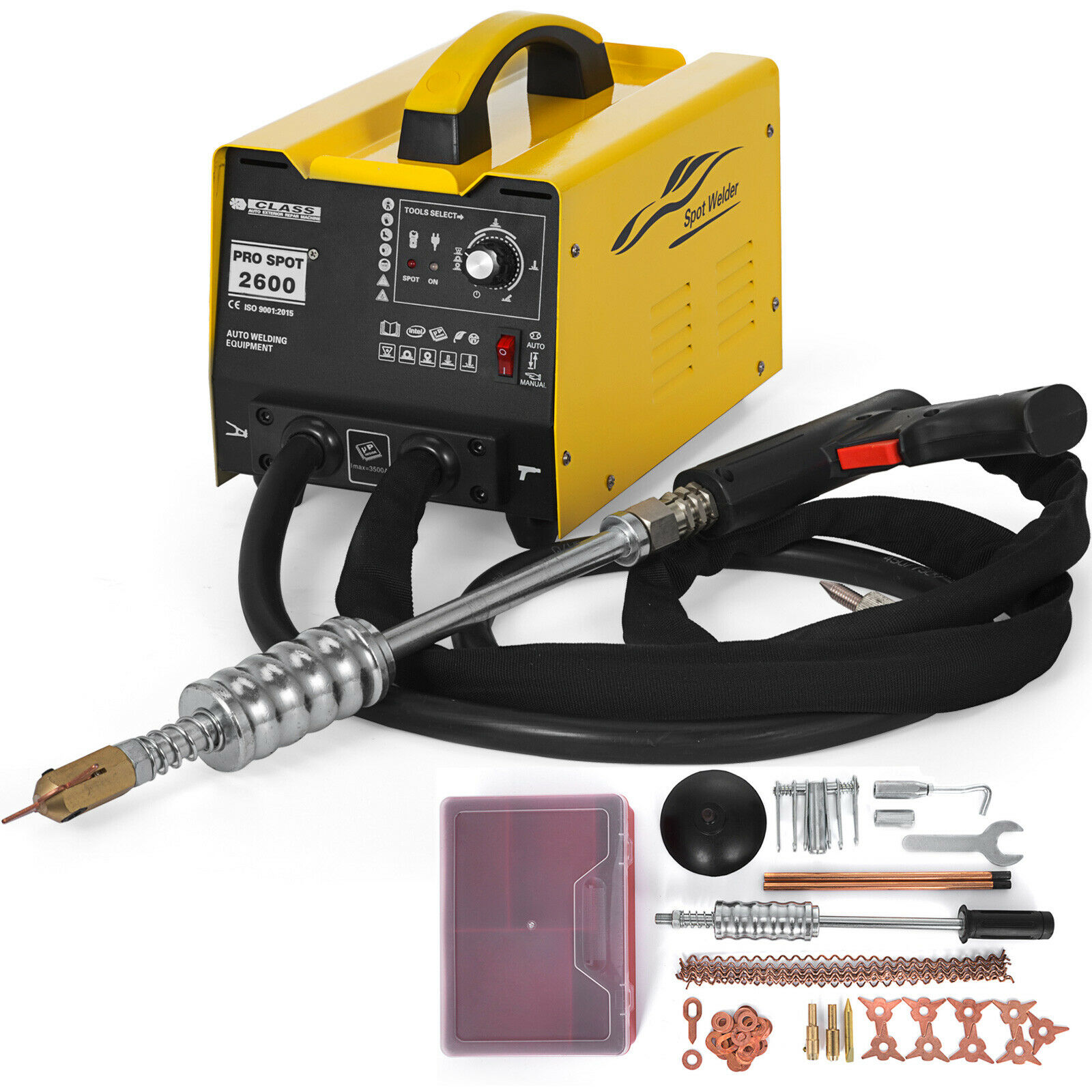 Tire Clou 2600 Multifunctional Dent Repairer Auto Body Straightening Station Sheet Metal Repair