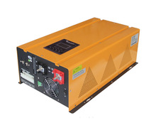 цена на 4000w inverter pure sine wave Low Frequency strong impact resistance  UPS Inverter with AC Charger 4kw inverter with lcd pannel