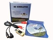 Atualizado 22 em 1 22in1 Simulador RC USB Flight Simulator Cable Suporte Realflight G7 Phoenix 5.0 AEROFLY FMS Série