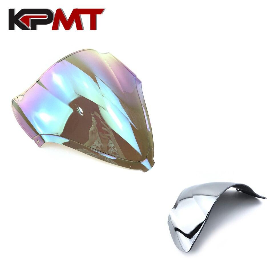 Черный ветровой экран GSXR1300 Для Мотоцикла Suzuki GSX1300R GSX 1300R 2008 2009 2010 2011 2012 2013 2014 2015 2016