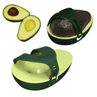 Fresh Half Avocado S...