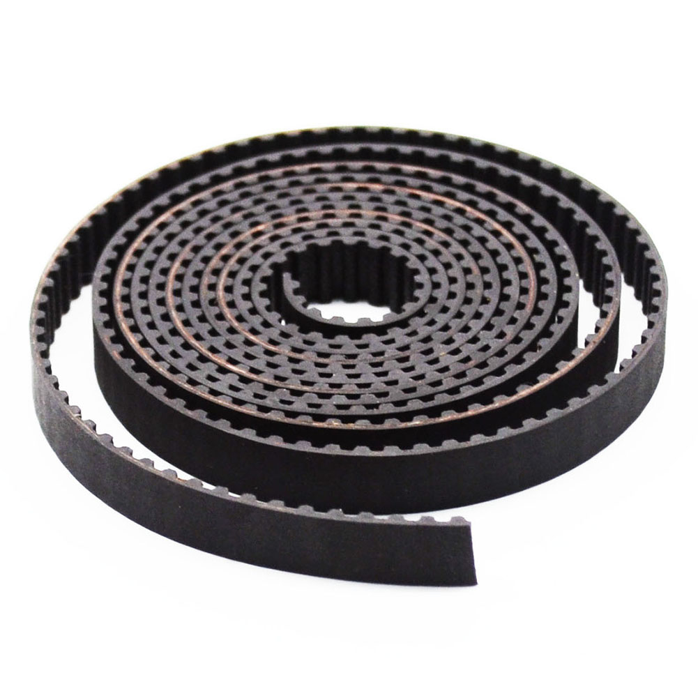 5m/lot <font><b>GT2</b></font>-<font><b>6mm</b></font> <font><b>Fiberglass</b></font> For 3D Printer Practical Replacement Part Rubber Round Roll Accessories Durable Timing Belt Open image