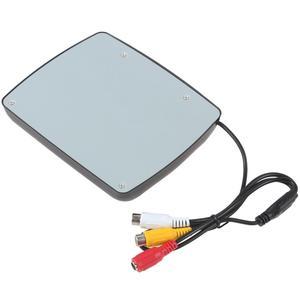 Image 5 - 4.3 pollici A Colori TFT LCD HD Car Rear view Monitor Auto 4.3 Rearview Backup Monitor di Assistenza Al Parcheggio con 2CH video di Ingresso