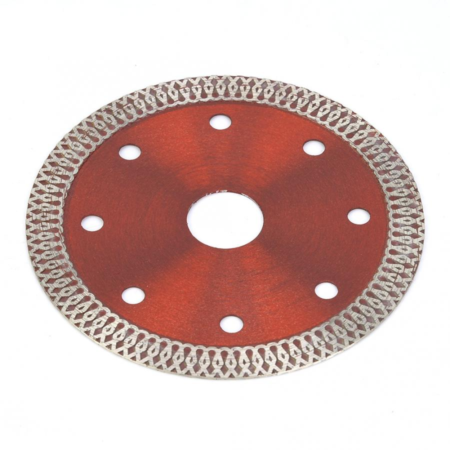 1Pcs 105/110mm Wave Style Diamond Circular Saw Blade Cutting Disc Wheel Ceramic Tile Marble Granite Stone Rotary Cutting Tools