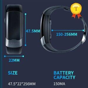 Image 2 - 2020 nova atualização exata freqüência cardíaca monitoramento de pressão arterial banda inteligente pulseira ecg ppg relógio inteligente homem mulher esportes