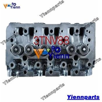 Rebuild Spare 3TNV84 3TNV84T-XWL 3TNV84T-BKSA2 3TNV84T-BMU2 Used Cylinder Head Assy For Yanmar Engine Repair Parts