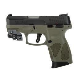 Taurus G2C 9mm Glock Mini red dot green mira laser para pistola defensa personal arma tactical compact pistol laser sight