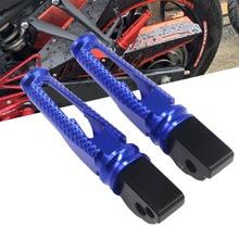 For Aprilia GPR125 GPR 125 GPR-125 GPR150 150 GPR-150 Motorcycle Rear Footrests Foot pegs Pedals Rests Accesion