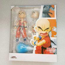 Shf chico Son Goku 18cm muñeca maestro Roshi Kame Sennin Klilyn Infancia, renunciaré sentido Anime esferas recuerdo coleccionables juguetes para chico s