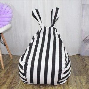 Image 5 - Cartoon Baby Bean Bag Sofa Stoel Zuigeling Lui Bank Kids Sillas Sofa Stoel Stoel Meubelen Woonkamer Sofa Stoel fauteuil