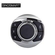SINOSMART – boutons de commande à distance universels, commandes au volant, sans fil, pour lecteur de Navigation, pour voiture intelligente