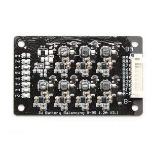 Image 3 - 8S BMS 1.2A 밸런스 리튬 이온 리포 Lifepo4 LTO 리튬 배터리 액티브 이퀄라이저 밸런서 에너지 전송 BMS 8S