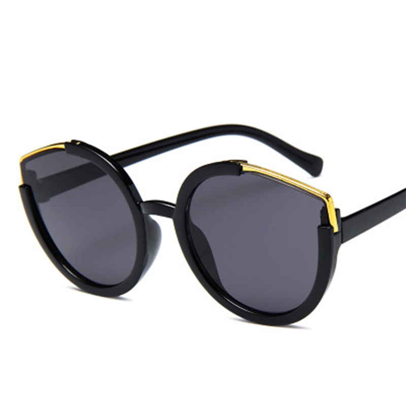 New <font><b>Cat</b></font> <font><b>Eye</b></font> <font><b>Sunglasses</b></font> <font><b>Women</b></font> <font><b>Sexy</b></font> Retro Sun Glasses <font><b>Brand</b></font> <font><b>Designer</b></font> Colorful Eyewear For Female Oculos De Sol image
