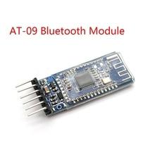 Модуль AT 09 Android IOS BLE 4,0 Bluetooth для Arduino CC2540 CC2541 Серийный беспроводной модуль совместимый
