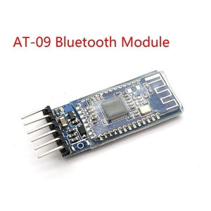 Image 1 - AT 09 Android IOS BLE 4.0 Bluetooth Module For Arduino CC2540 CC2541 Serial Wireless Module Compatible HM 10