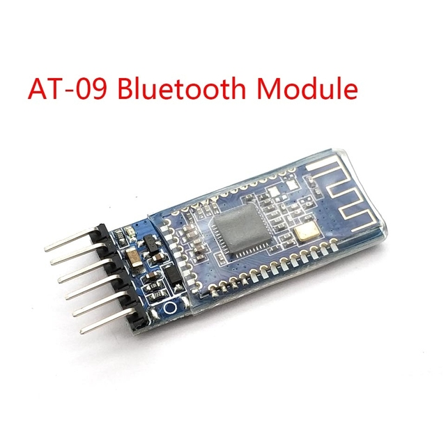 AT 09 Android IOS BLE 4.0 Bluetooth Module For Arduino CC2540 CC2541 Serial Wireless Module Compatible HM 10