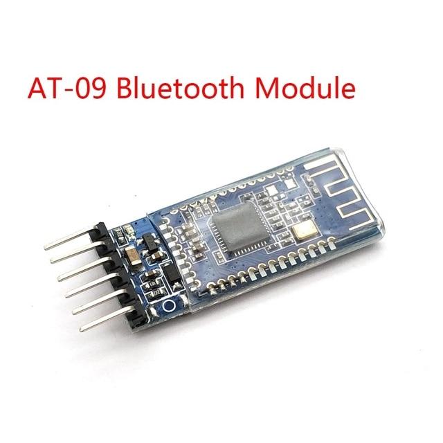 AT 09 Android IOS módulo Bluetooth para Arduino CC2540 CC2541, módulo inalámbrico en serie Compatible con HM 10