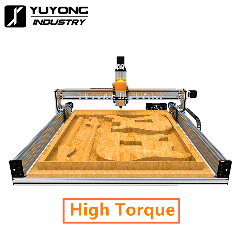 1515 Lead CNC Full Kit Lead CNC Router Machine Full kit Carving Engraving machine 1500mmx1500mm 3D Printer Parts & Accessories    - title=