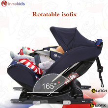 Innokids Car  Child Safety Seat with 0-12 Years Old Baby Can Sit and Lay Isofix Latch Interface Newborn Infant Car Seat car child safety seats carmind for 0 12 years old baby isofix hard interface can sit and lie adjustable 165 degree