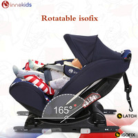 Innokids Car Child Safety Seat with 0 12 Years Old Baby Can Sit and Lay Isofix Latch Interface Newborn Infant Car Seat
