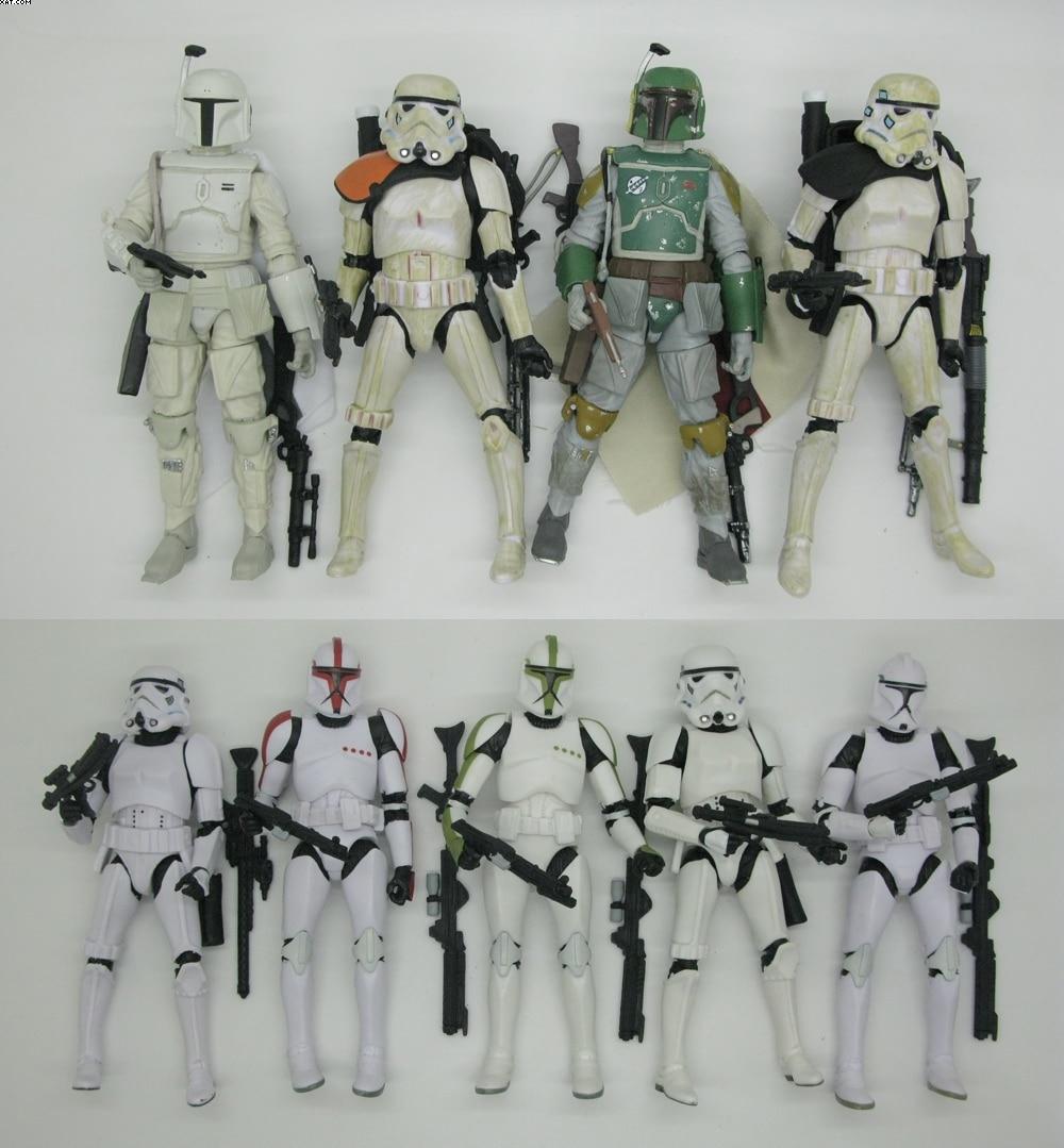 "Star Wars Black Series JANGO FETT 6/"" Action Figure"