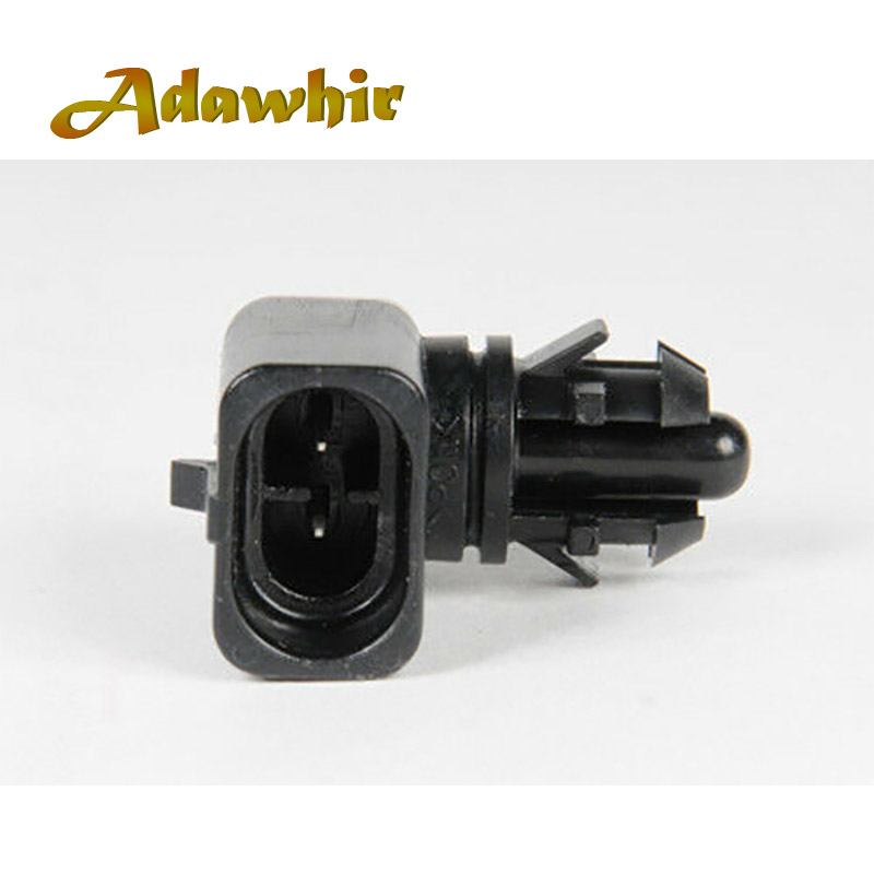 25775833 For Buick Cadillac Chevrolet GMC Pontiac Hummer's Intake Air Temperature Sensor OEM Ambient Temperature Sensor