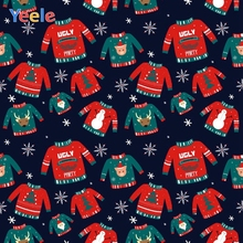Yeele Christmas Backdrop Winter Clothes Newborn Baby Kids Portrait Photography Background For Photo Studio Photocall Photophone