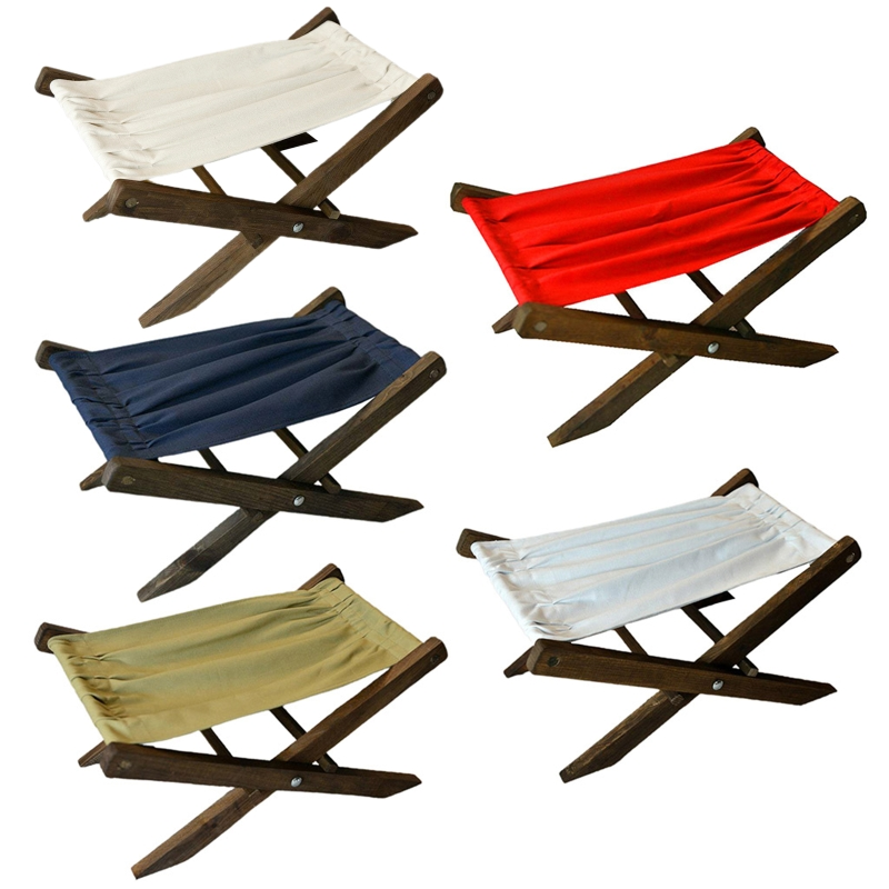 Newborn Baby Photography Props Deck Chair Infant Photo Shooting Posing Accessory D7WF