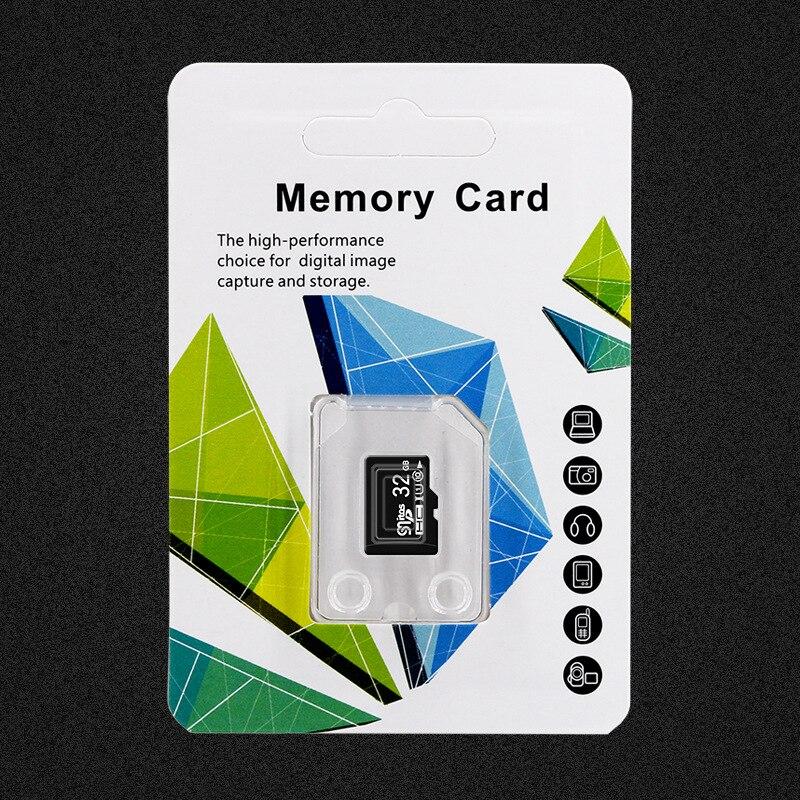 8G карта памяти для мобильного телефона 16G 4G карта памяти 64G высокоскоростная карта памяти 32G с упаковкой
