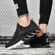 Стиль Для мужчин обувь blade модные Повседневное кроссовки спортивные светильник 165 Новые Летние продукты