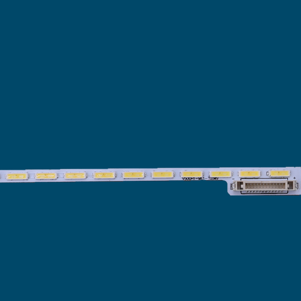 100% neue 1pcs/Kit LED streifen für TOSHIBA 50 TV 50L1400U 50L2400U 50L3400U 50L1400UC V500HJ1 ME1