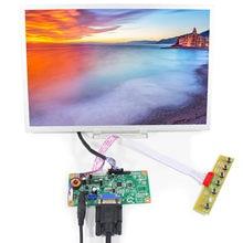 Placa Controladora VGA LCD 12.1 em G121EAN01.1 1280X800 LCD Screen64