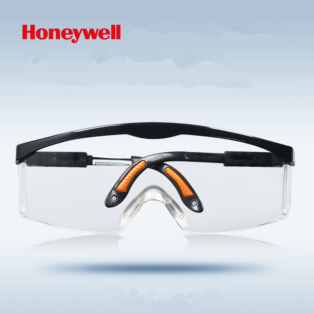 Original Honeywell work glass Eye Protection Anti Fog Clear Protective Safety for work