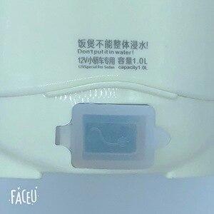 Image 3 - 1L جهاز طهي الأرز المستخدم في المنزل 110 فولت إلى 220 فولت أو سيارة 12 فولت إلى 24 فولت بما فيه الكفاية لشخصين مع تعليمات اللغة الإنجليزية