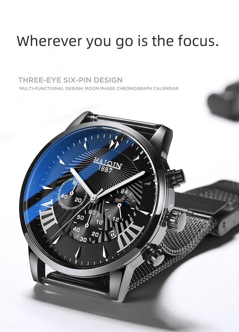 H4a05240206b8483f845b9842784a09471 HAIQIN 2019 Fashion Mechanical mens watches top brand luxury sport wristwatch men waterproof Quartz mens clock Relogio Masculino