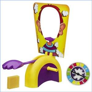 Торт, крем, пирог, метание, игра, игрушки, семейные вечерние, веселые игры, забавные гаджеты, шуточные шутки, антистрессовые игрушки, детская ...