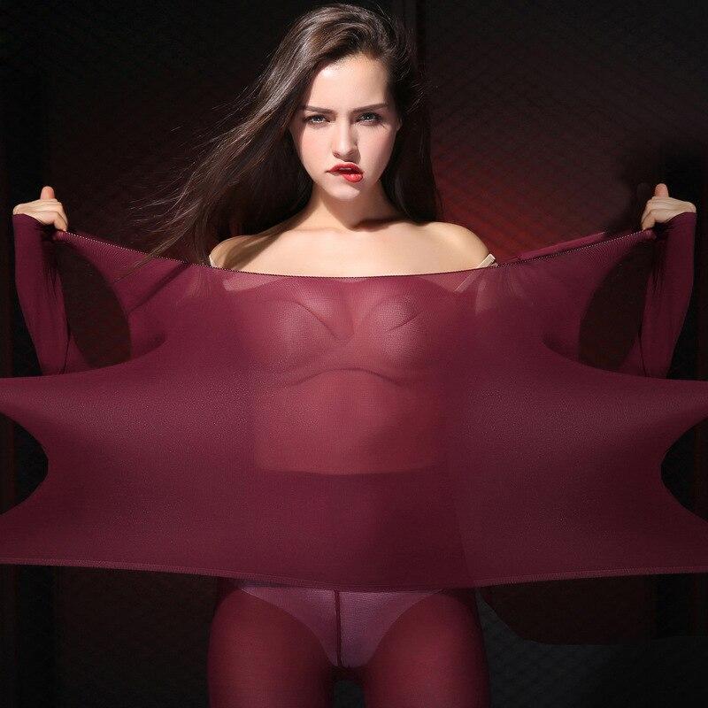 Feilibin  Winter 37 Degree Women Slimming Warm Thermal Underwear Ultrathin Heat Long Johns Sets Super Elastic Seamless Body Suit