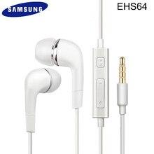 3,5mm SAMSUNG Kopfhörer EHS64 Headsets Verdrahtete mit Mikrofon für Samsung Galaxy S8 S8 S9 + etc Offiziellen Echte für android Handys