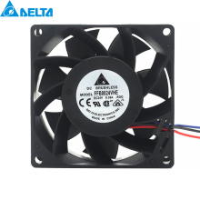 for delta FFB0824VHE high- speed 8038 DC 80X80X38m