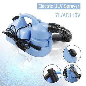 Image 2 - 7l Electric ULV Sprayer Mosquito Killer Disinfection Machine Insecticide Atomizer Fight Drugs Fogger Intelligent Ultra Capacity