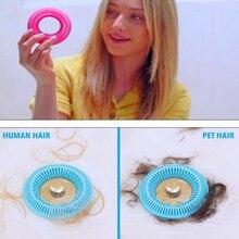 Кольцо обертывает ваши стоки, чтобы мгновенно ловить каждый волос(зеленый/розовый/синий) бытовые товары Аксессуары для ванной комнаты