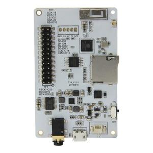 TTGO ESP32 Tm музыкальные альбомы 2,4 дюйма TFT PCM5102A SD WiFi модуль Bluetooth макетная плата