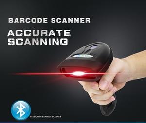 Image 5 - Netum m3 scanner de códigos de barras, com fio ccd e leitor de código de barras portátil m2 sem fio 32bit alta velocidade pos scanner de código de barras para inventário