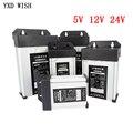 5 12 24 V Volt Netzteil AC DC 5V 12V 24 V Schalt Netzteil 5A 10A 16A 33A 220V ZU 5V 12V 24 V Outdoor Regen SMPS