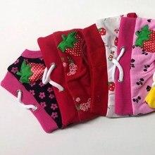 Short Menstrual-Pants Nappy Panty Dog-Sanitary-Pants Female for Pet-Dog Random-Color
