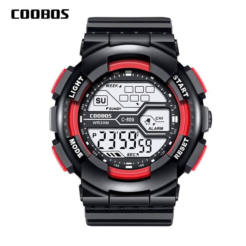 New Waterproof Kid Watch Children Digital Teen Girls Watches Luxury Luminous Shock Resistant LED Kids Wrist Watch Reloj Infantil