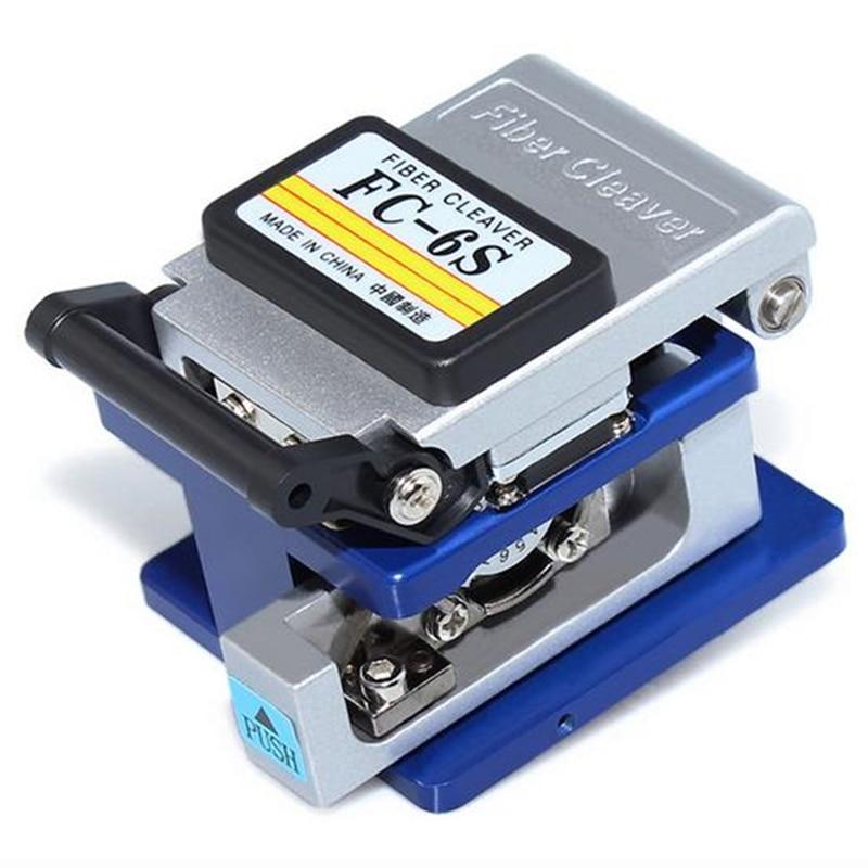 Image 5 - GTBL Cold Contact Dedicated Metal Fiber Cleaver FC 6S Cutting Fiber Knife FTTH Fiber Optic Cable Cutter Knife Fiber Cleaver ToolWire EDM Machine   -
