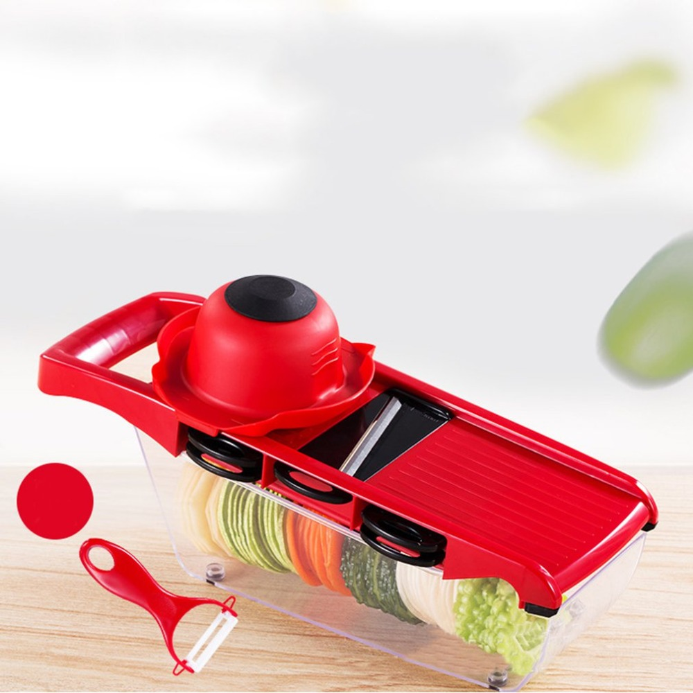 Vegetable Cutter Kitchen Accessories Slicer Fruit Cutter Potato Peeler Carrot Cheese Grater Vegetable Slicer Kitchen Tools